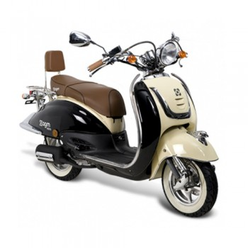 AGM Retro Pimpstyle Euro4 scooter