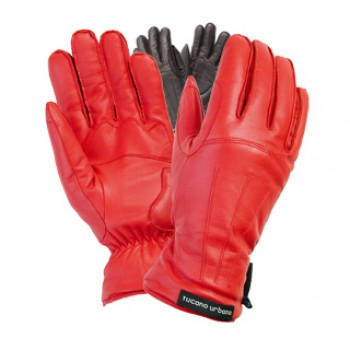 Tucano Urbano Winterhandschoen New Softy lady 952 Rood